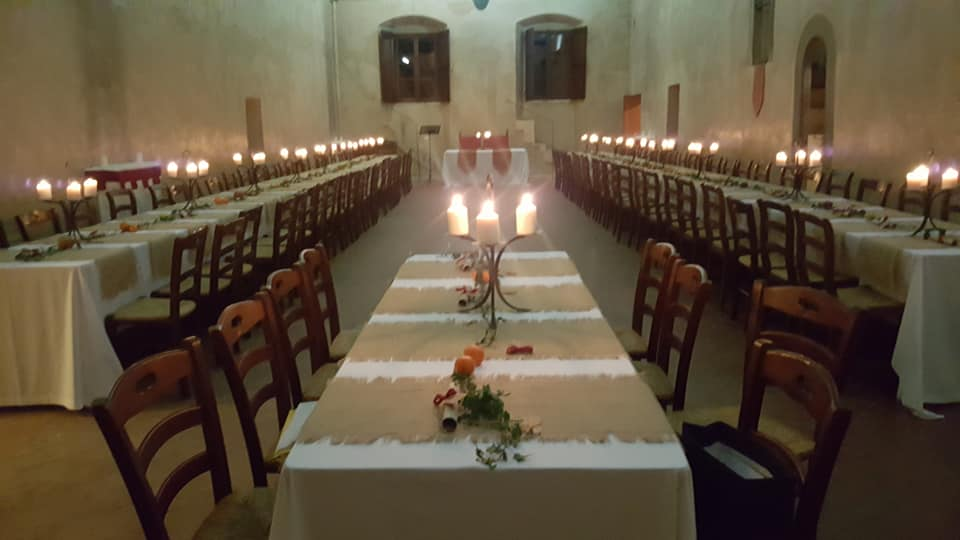 Banqueting-florence