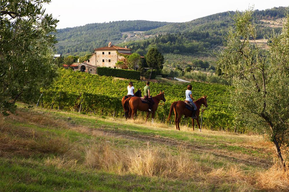 Tuscany-lavacchio