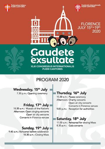 July 15th - 19 th 2020