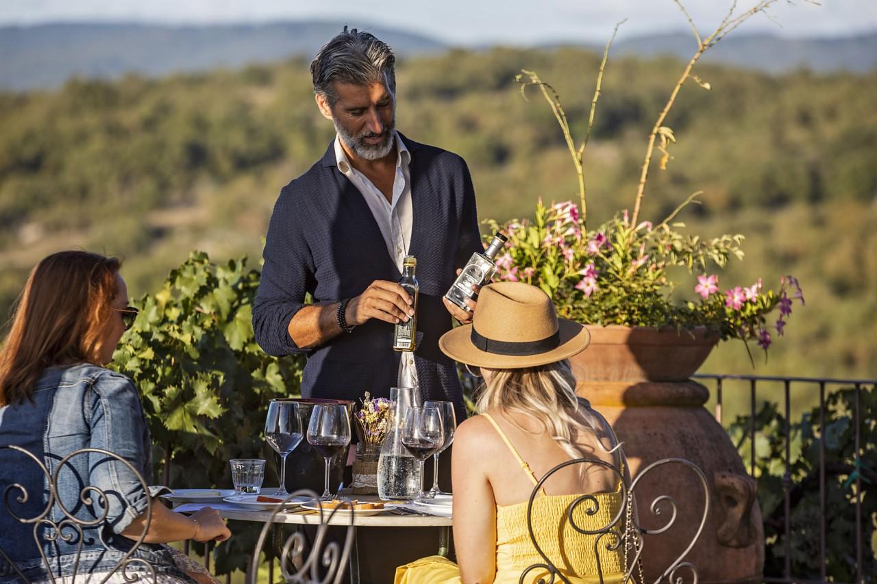 Countryside-vineyards