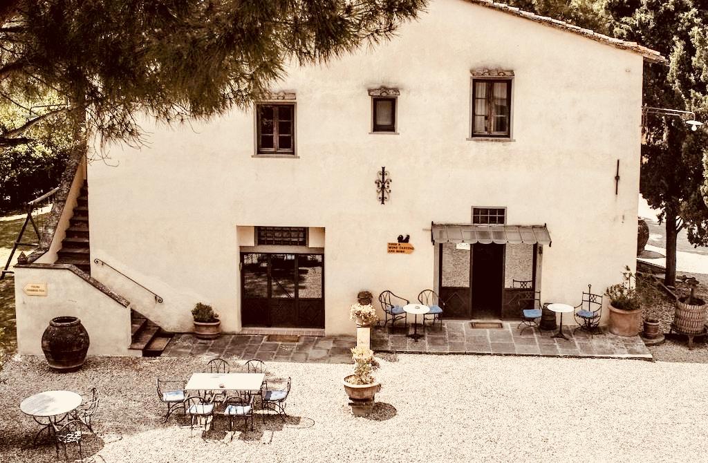 Venue-tuscany